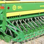 Mehanička sejalica za žito