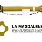 La Magdalena kardani, krstaci, spojnice